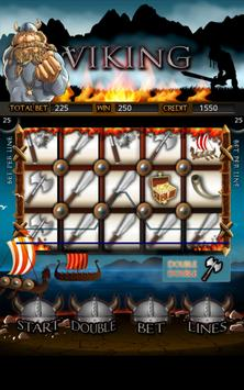 Viking Slot Machine HD poster