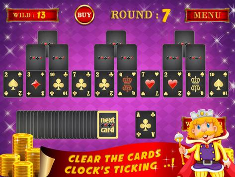 Pyramid Solitaire screenshot 2