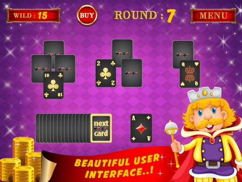 Pyramid Solitaire screenshot 4
