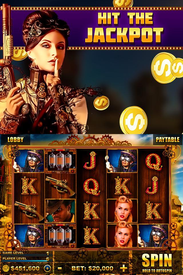 Casino Joy 777 👑 Mobile Video Slots | Free Slots poster