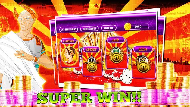 Casino Caesars Slots screenshot 4