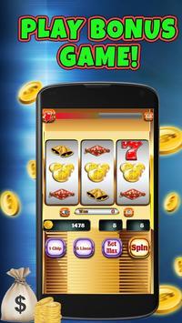 Casino Slot Machine 3 Reel screenshot 1