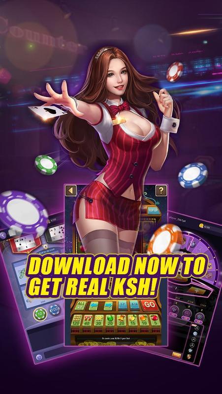 casino online games in kenya