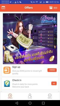 Poker Card World poster