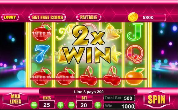 Jackpot Slots Party : Slots No Limit screenshot 8