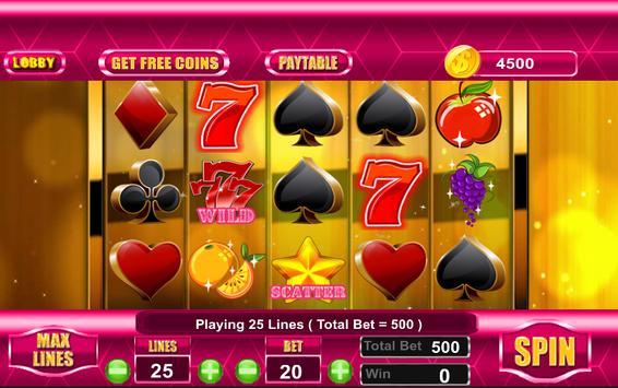 Slots In Wonderland screenshot 4