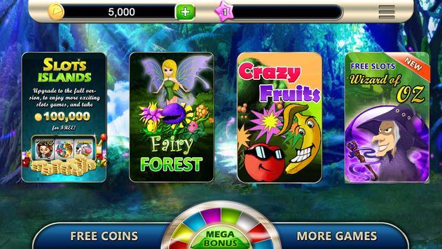 Magic Slots - Free Bonanza apk screenshot