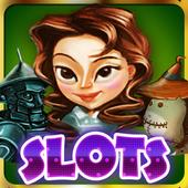 Wizard of OZ -Free Vegas Slots icon