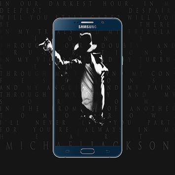 Michael Jackson Live Wallpapers HD Poster Screenshot 1
