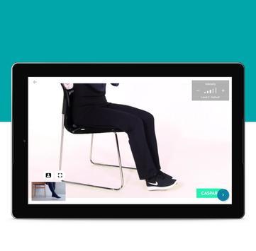 Caspar for Patients apk screenshot