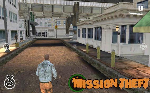 Mission Theft apk screenshot