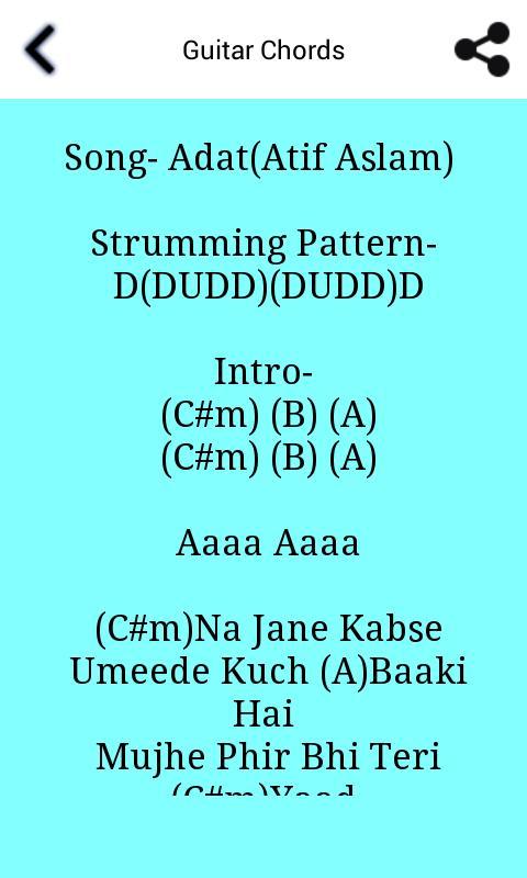 Guitar Chords Songs APK تحميل - مجاني ترفيه تطبيق لأندرويد   APKPure.com