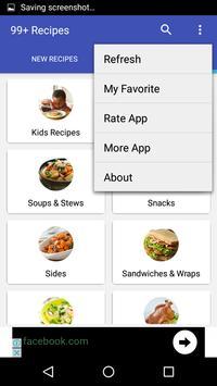 99+ Recipes screenshot 4