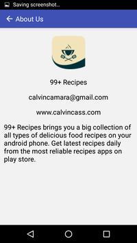 99+ Recipes screenshot 5