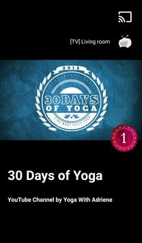 DailyCast Yoga - Cast to TV apk screenshot