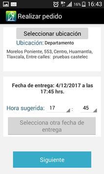 Regio Gas Central Pedidos screenshot 2