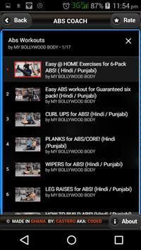 ABS Coach apk screenshot