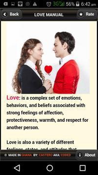 Love Manual screenshot 1