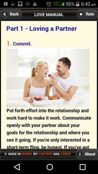 Love Manual screenshot 5