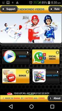Taekwondo Videos poster