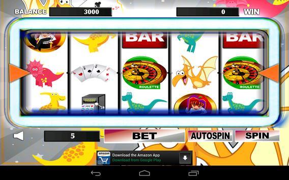 Dino Win Force apk screenshot