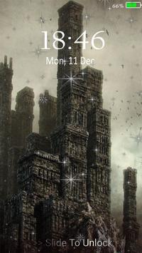 Castle 3D live wallpaper screenshot 5