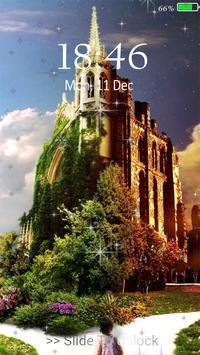Castle 3D live wallpaper screenshot 1