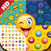 Emoji Wallpapers 2018 icon