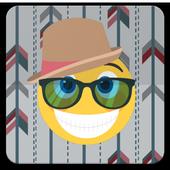 Emoji Bouncing icon