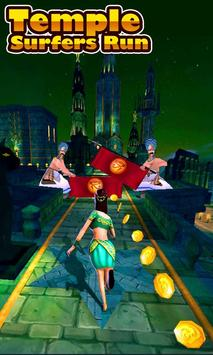 Temple Surfers Run poster