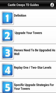 Guides Castle Creeps TD tactic screenshot 1