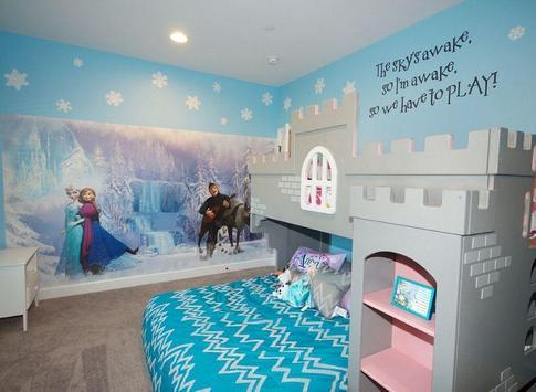 Castle Theme Bedroom Design apk screenshot