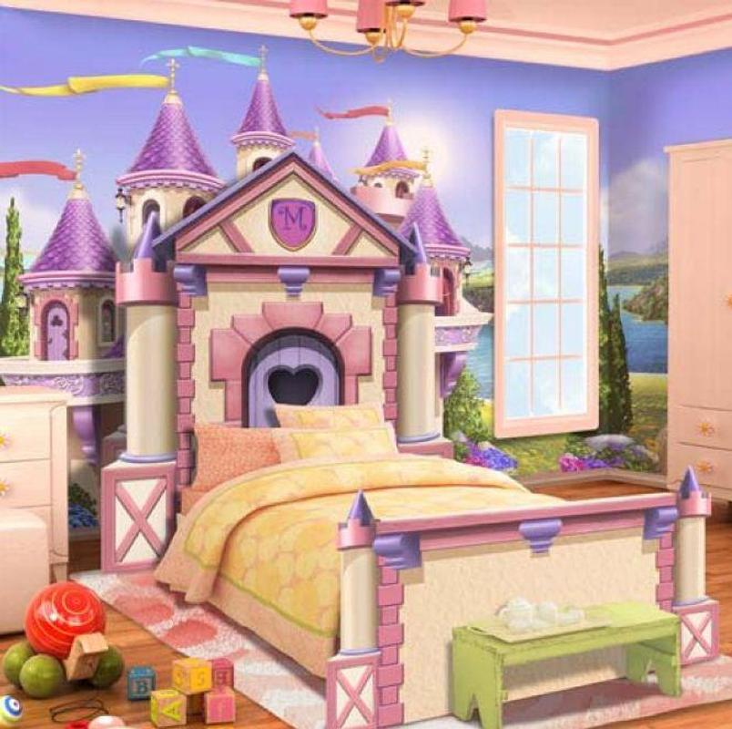 Castle Themed Bedroom Ideas Awesome Design