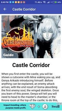 Guide: Castlevania Aria of Sorrow screenshot 1