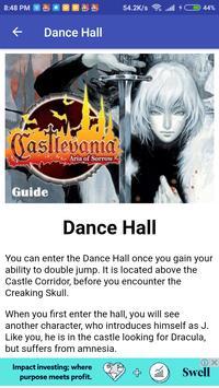 Guide: Castlevania Aria of Sorrow screenshot 2