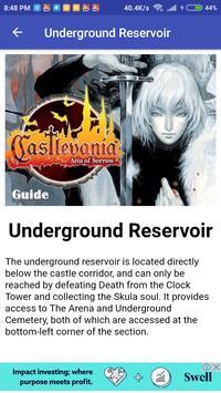 Guide: Castlevania Aria of Sorrow screenshot 3