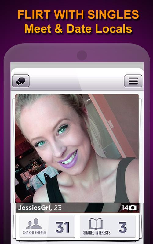 date hookup android app
