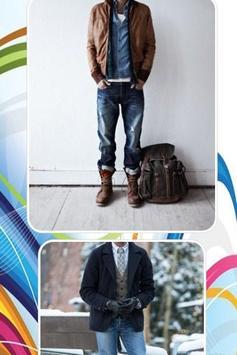 casual men's shoes ideas 2017 apk screenshot