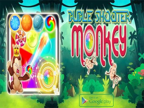 BUBBLE MONKEY SHOOT 스크린샷 4