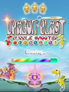 DRAGON BUBBLE BLAST screenshot 1