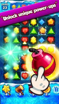 Ice Blast - Ice crushing frozen match 3 mania screenshot 9