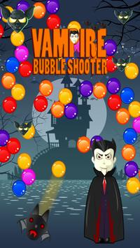 Vampire Bubble Shooter poster