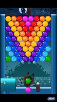 Vampire Bubble Shooter screenshot 2