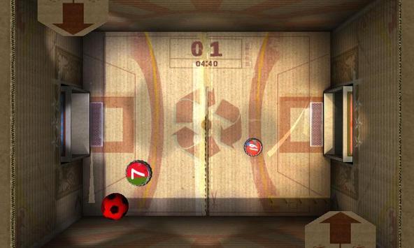 Cardboard Football Club 3D apk screenshot