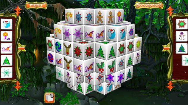 Fairy Mahjong CHRISTMAS majong apk screenshot