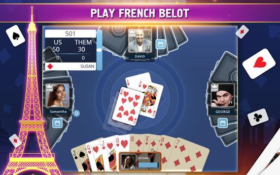 VIP Belote screenshot 5