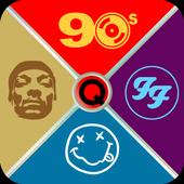 90s Music Trivia Quiz Game icon