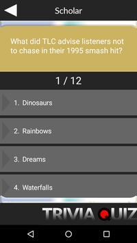 90s Music Trivia Quiz Game apk screenshot
