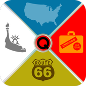 USA Geography Trivia Challenge icon