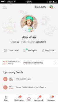 ParentEye - School App poster